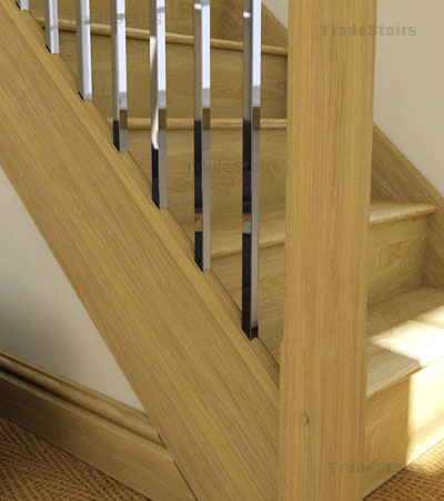 Axxys square balusters