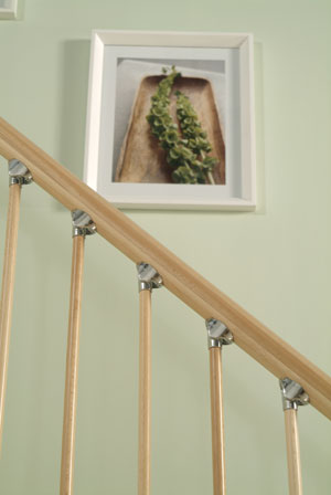 Timber balusters