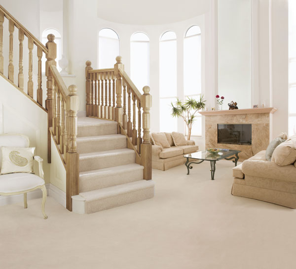 Heritage Collection of stairparts - bespoke Staircases