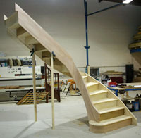 Bespoke staircases From Stairplan