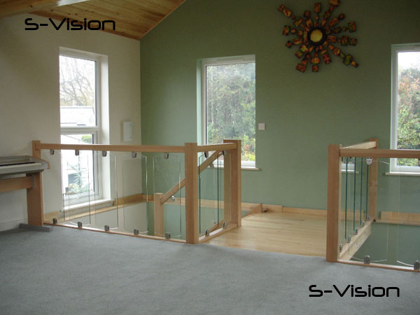 S-Vision Landing Stair Spindles