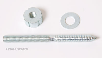 100mm long handrail fixing bolt