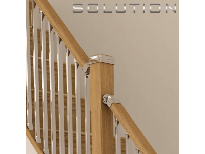 Solution stair components