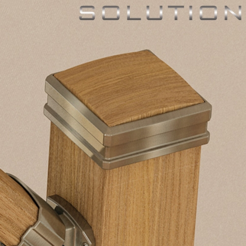 solution newel cap stairparts
